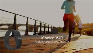 Activity And Sleep Tracker Model A40
