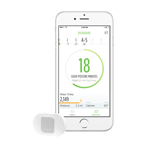 LumoLift - Posture and Activity Coach